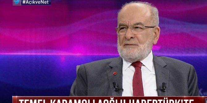 Karamollaoğlu anlattı: Erdoğan ile ne görüştü