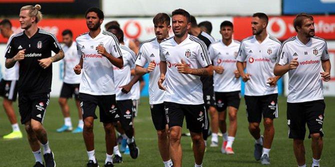 Beşiktaş'ın kadrosu belli oldu!