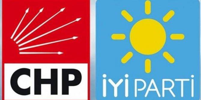 CHP'li belediyeye İYİ Partili başkan yardımcısı