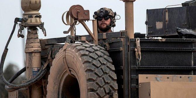 """Pentagon yetkilisi: """"SDG'ye silah ve araç vermeye devam ediyoruz"""""""