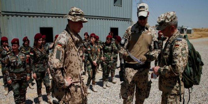 Irak'ta Alman askerlerin görev süresi uzadı