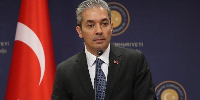 Türkiye'den Rum Yönetimine uyarı
