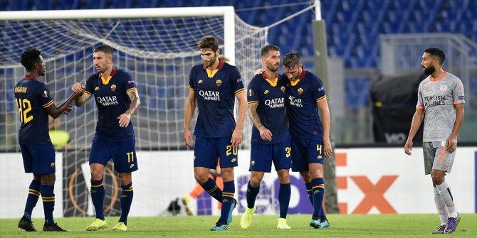 Roma Başakşehir 4-0 (Maç özeti)