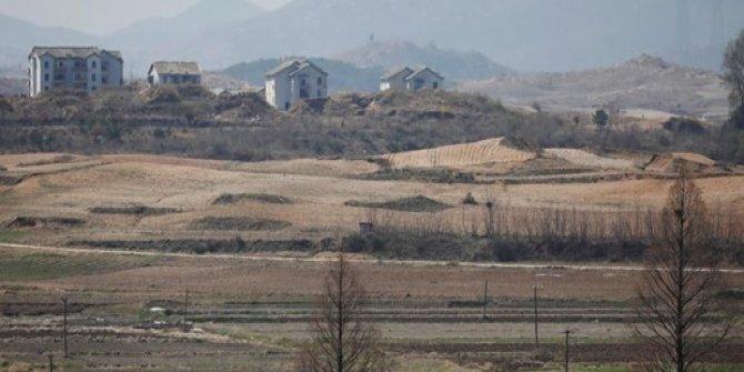 Kuzey Kore kıtlıkla karşı karşıya