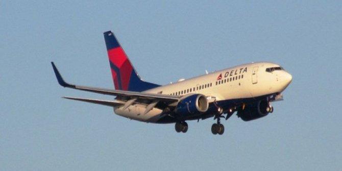 Yolcu uçağı 9 bin metre boyunca düştü