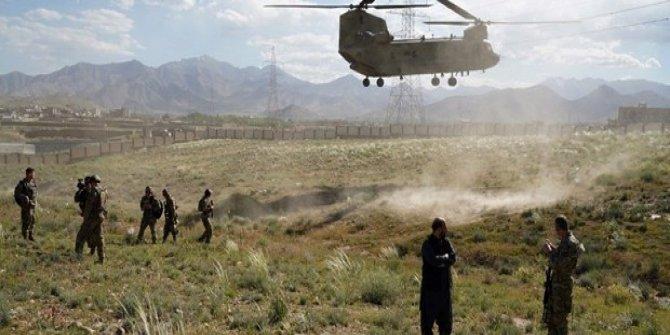Afganistan'da NATO konvoyuna bombalı saldırı