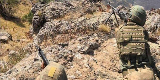 PKK'nın istihbaratçısı etkisiz hale getirildi