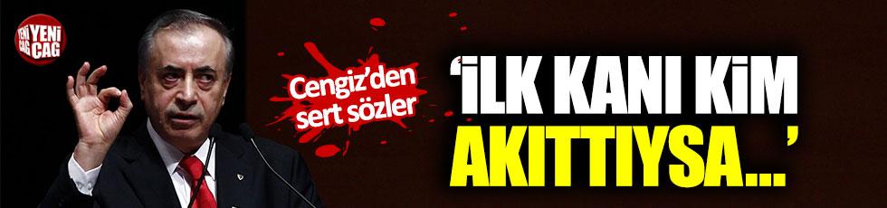 Mustafa Cengiz'den Ali Koç'a sert sözler
