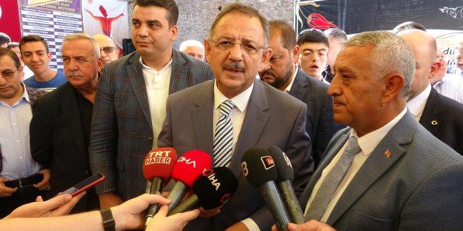Özhaseki'den AKP'deki istifalara ilişkin açıklama