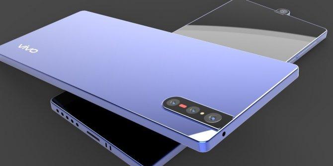 Vivo, 6 kameralı yeni telefonunu duyurdu