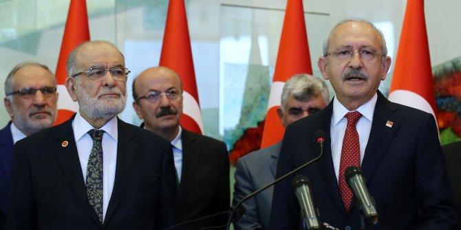"""Kılıçdaroğlu """"Tamince'ninavukatları Erdoğan'ın avukatları"""""""