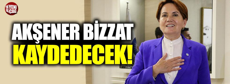 Akşener'in İstanbul programı belli oldu