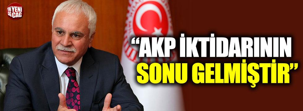 """Koray Aydın: """"AKP iktidarının artık sonu gelmiştir"""""""