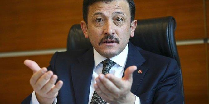 AKP'li Hamza Dağ'dan 2023 çıkışı!