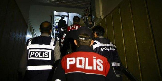 Dev operasyonda 2 bin 806 kişi yakalandı