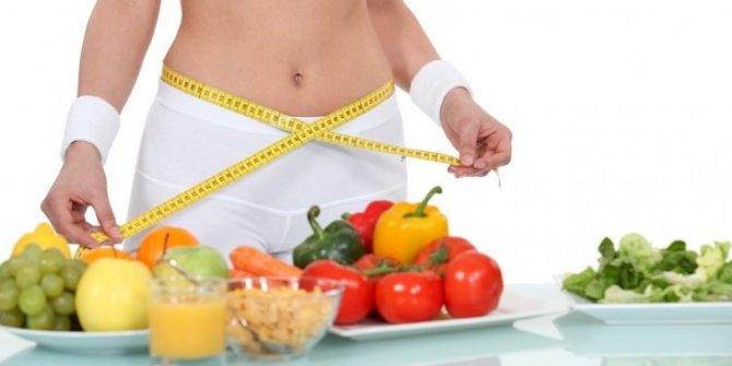 """""""Kısa sürede zayıflatan diyetlerden uzak durun"""""""