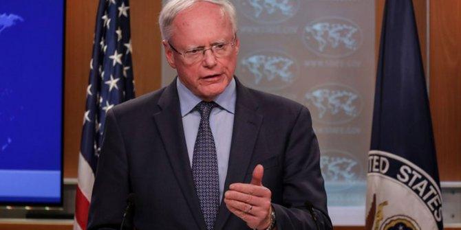 ABD'nin Suriye Özel Temsilcisi Jeffrey'den itiraf gibi açıklama