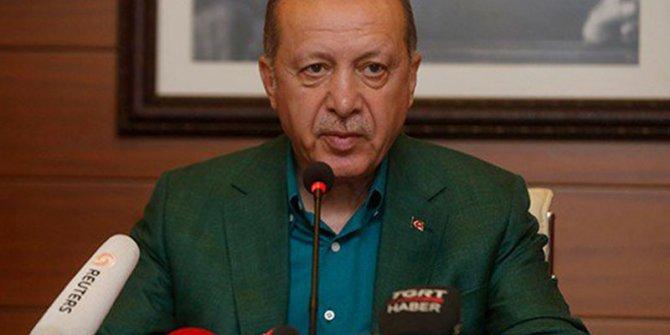Erdoğan'dan ABD ziyareti öncesi açıklamalar