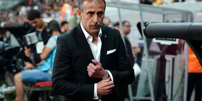Beşiktaş'ta Abdullah Avcı'ya güvenoyu