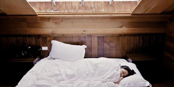 Sağlıklı bir uyku için aç yatmayın!
