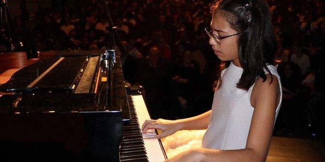 Çocuk piyanistten küresel iklim değişikliğine 'Haykırış'