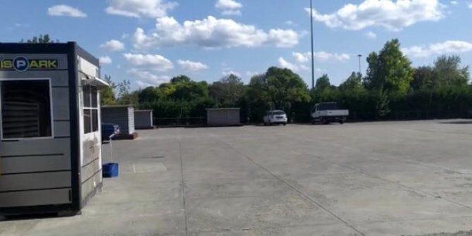 Yeni Şafak'ın kullandığı otopark İBB'ye ait arazi çıktı!