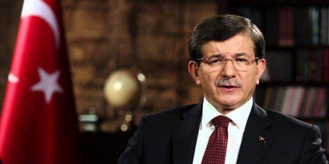 Davutoğlu aday hedefi:% 50 + 1