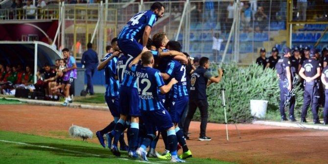 Adana Demirspor'dan rahat galibiyet
