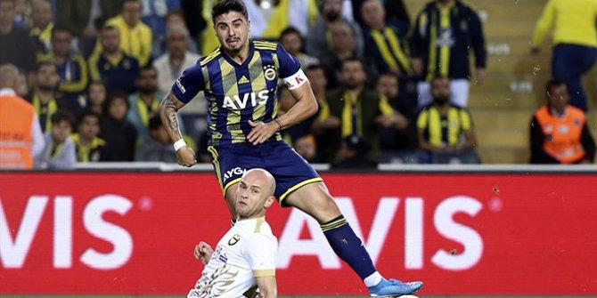 Fenerbahçe, Ankaragücü'nü mağlup etti