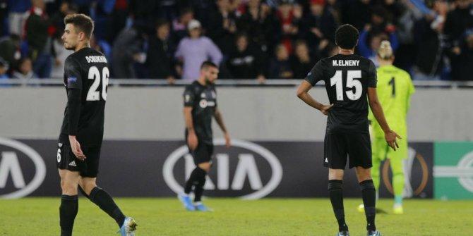 Beşiktaş'ta yeni transferler bekleneni veremedi