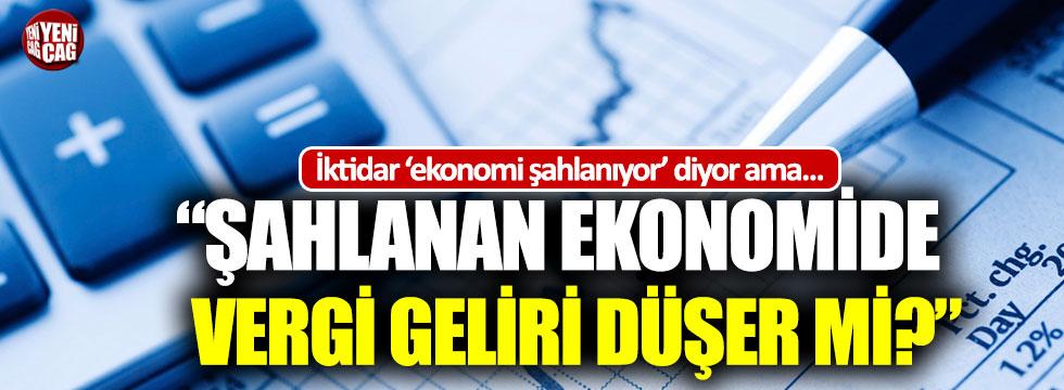 """Nedim Türkmen: """"Adaletsiz vergi sistemi çatırdıyor"""""""