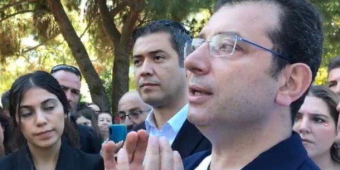Ekrem İmamoğlu'dan torpil açıklaması