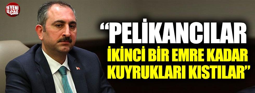 """Orhan Bursalı: """"Pelikancılar ikinci bir emre kadar kuyrukları kıstılar"""""""