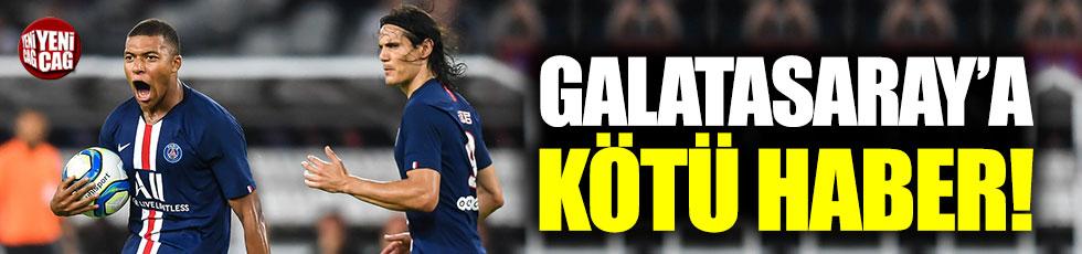 Mbappe, Cavani ve Icardi Galatasaray maçında oynayacak mı?