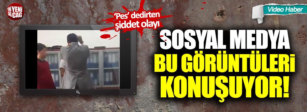 İzmir Kemalpaşa 75. Yıl Ortaokulu'nda öğrenciye şiddet
