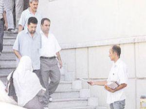 Camiye siyaset soktular!