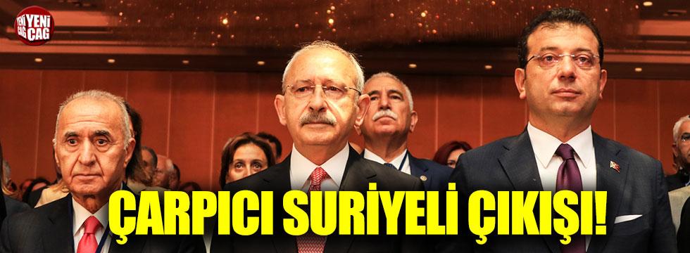 """Kılıçdaroğlu: """"Tek çözüm işbirliği"""""""