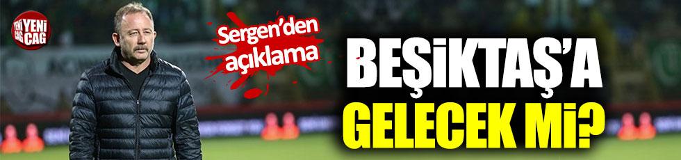 Sergen Yalçın Beşiktaş'la anlaştı mı?