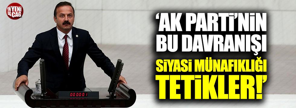 Yavuz Ağıralioğlu'ndan AKP'ye uyarı