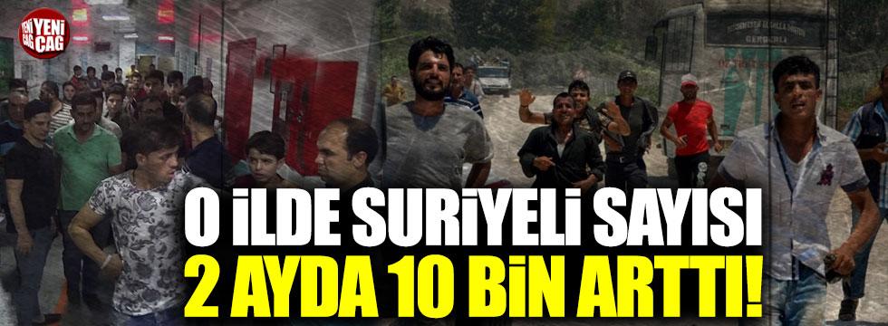 """Ümit Özdağ: """"Gaziantep'te Suriyeli sayısı 2 ayda 10 bin arttı"""""""