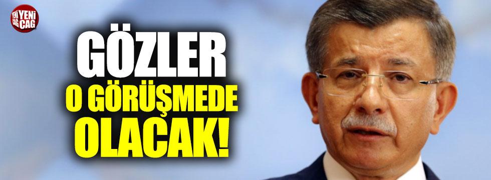 Temel Karamollaoğlu, Ahmet Davutoğlu ile görüşecek