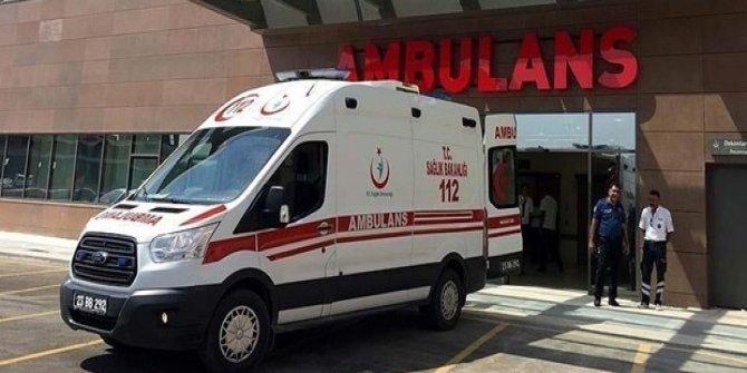 Mardin'de zincirleme kaza