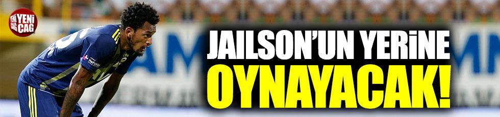 Jailson'un yerine Serdar Aziz forma giyecek