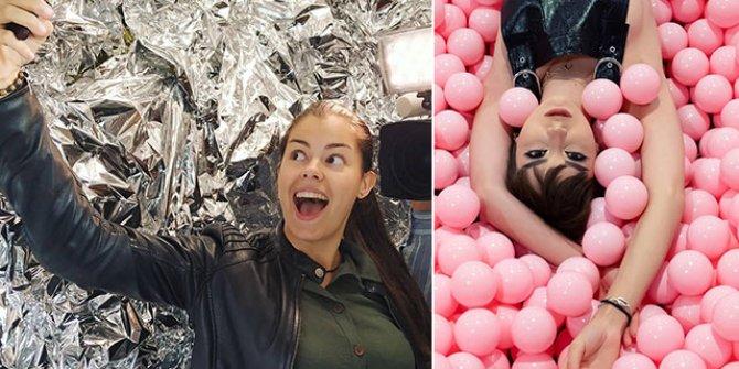 Avusturya'da 'selfie müzesi' açıldı…