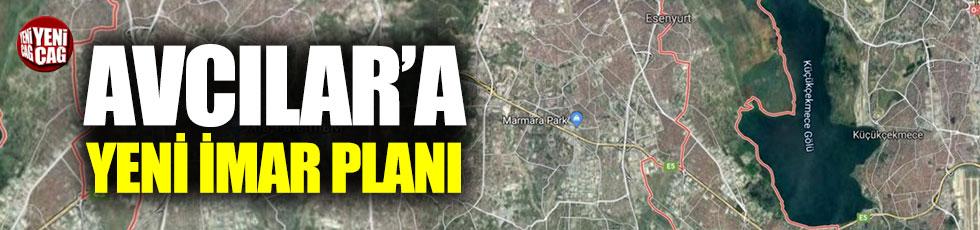 Depremin ardından Avcılar'a yeni imar planı