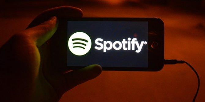 Spotify iOS 13 için güncellendi