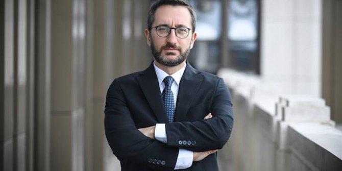 Fahrettin Altun'dan Suriye'ye operasyon açıklaması