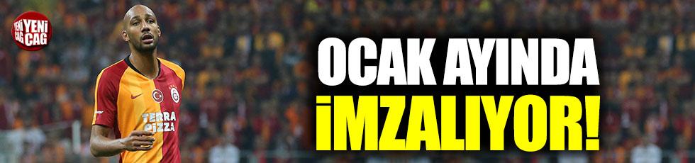 Nzonzi 1 yıl daha Galatasaray'da kalacak