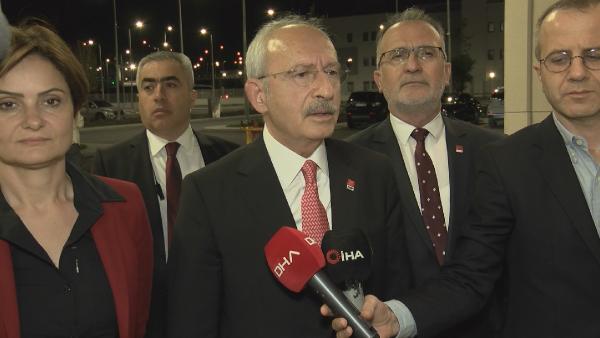 Kılıçdaroğlu'ndan harekât açıklaması!