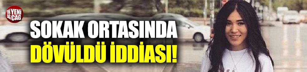 Nadira Kadirova sokak ortasında dövüldü iddiası!